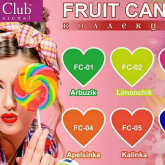 Коллекция Fruit Candy