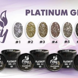 Foxy Platinum Gel